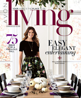 Avon Living Magazine Campaigns 20, 21, 22, 23 2016