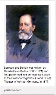 Day 1: Samson and Delilah Digital Scavenger Hunt