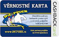 IHC Písek Lyoness Cashback Card karta
