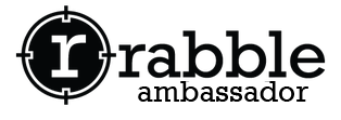 I'M A RABBLE AMBASSADOR