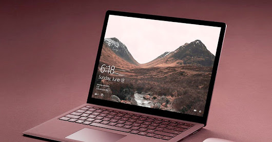 Surface Laptop UK launch has an annoying problem