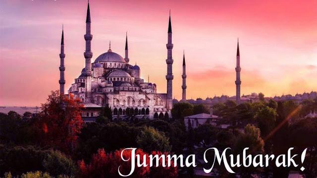jumma mubarak images and photos