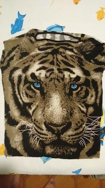 Recebidos Loja Rosegal blusa tigre, blusão, blusa de malha, rosegal