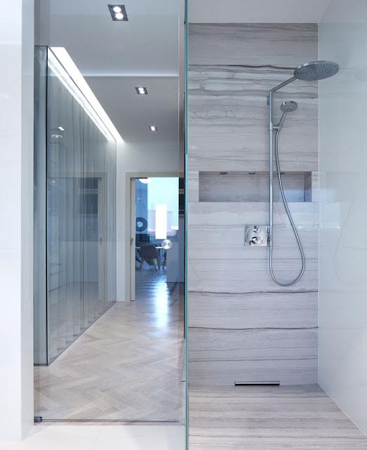 Дизайн-проекты. Элегантный интерьер квартиры в Праге