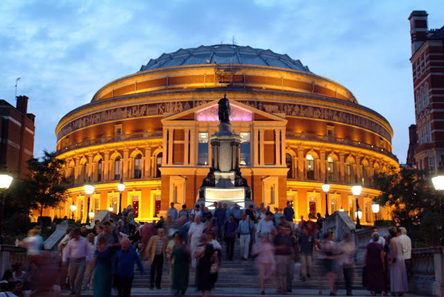 Royal Albert Hall (Photo BBC)