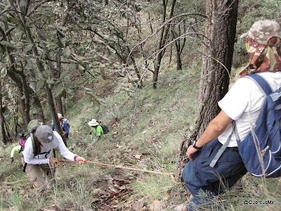 Escapando del Cañón La Villita - Bosque La Primavera