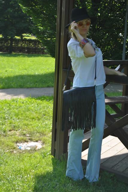 outfit anni settanta seventies outfit come realizzare un outfit anni 70 mariafelicia magno fashion blogger italiane fashion blog italiani blogger italiane blog di moda italiani