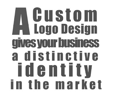 A Custom Logo Design Gives Your Business A Distinctive Identity In The Market