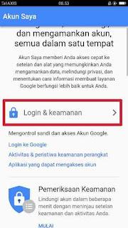 Membuka Akun Gmail Yang Terkunci Verifikasi 2 langkah