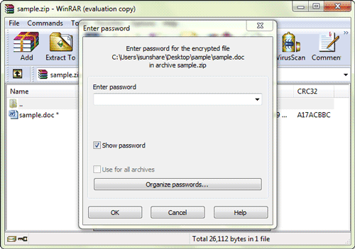 Password Recovery Ways|Tips: How to Extract Encrypted ZIP