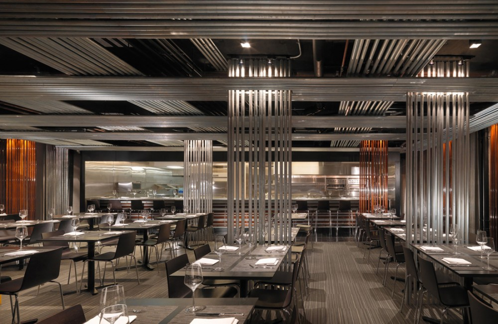 Best Restaurant Interior Design Ideas Conduit restaurant