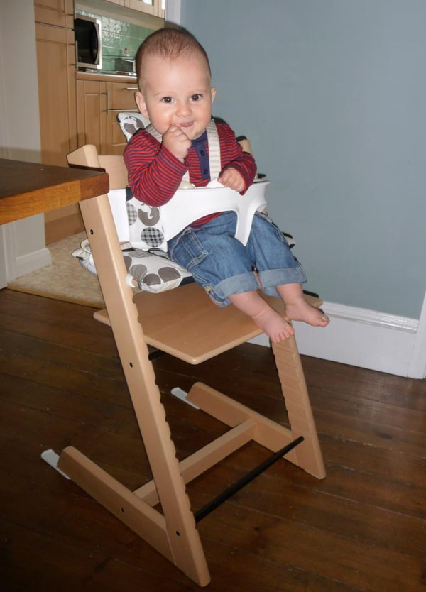 product review tripp trapp highchair. Black Bedroom Furniture Sets. Home Design Ideas