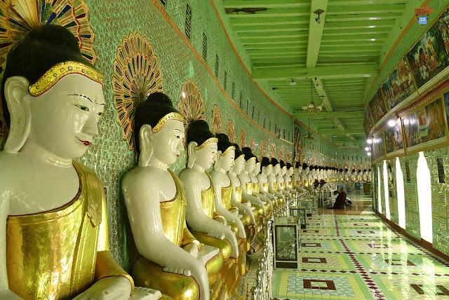 Sagaing - Mandalay - Myanmar