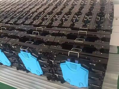 Nơi cung cấp màn hình led p2 cabinet nhập khẩu tại Sơn La