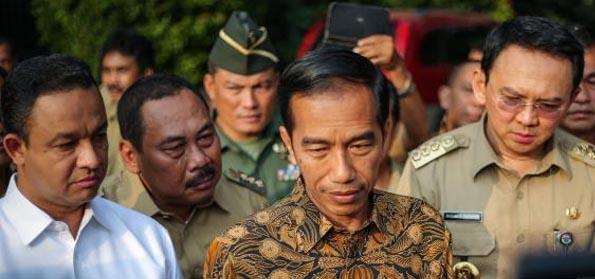 """""""Semakin Ditekan Jalankan Tugas, Anies Semakin Layak Hadapi Jokowi di Pilpres 2019"""""""
