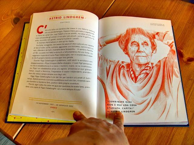 storie della buona notte per bambine ribelli: Astrid Lindgren