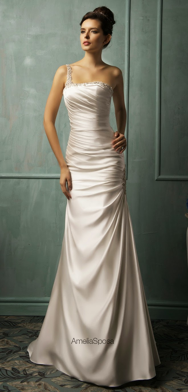 Dupioni Silk Wedding Dress
