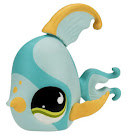 Littlest Pet Shop Portable Pets Angelfish (#831) Pet