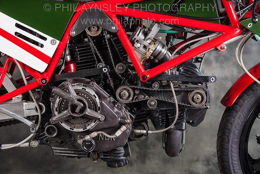 Bob Brown Ducati Melbourne