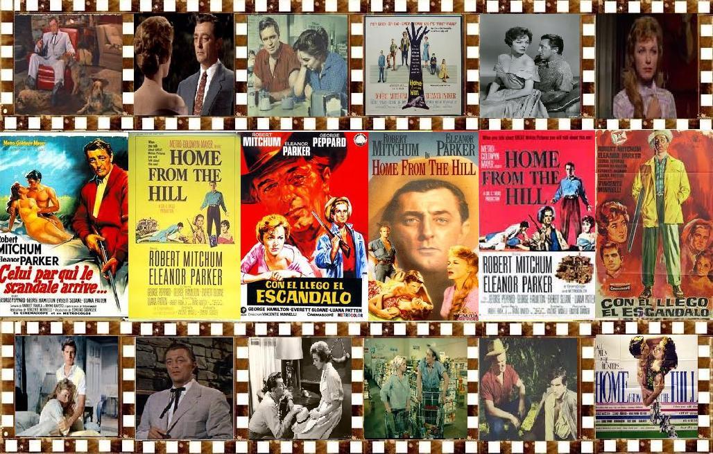 Movies And Actors Immortal Home From The Hill Con él Llegó El Escándalo