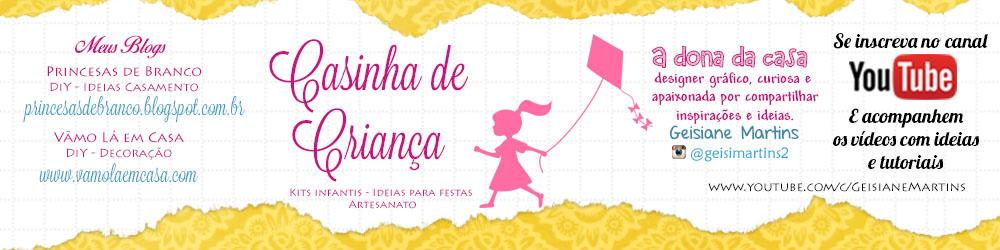 Casinha De Crianca Indice Dos Kits De Festa Para Imprimir