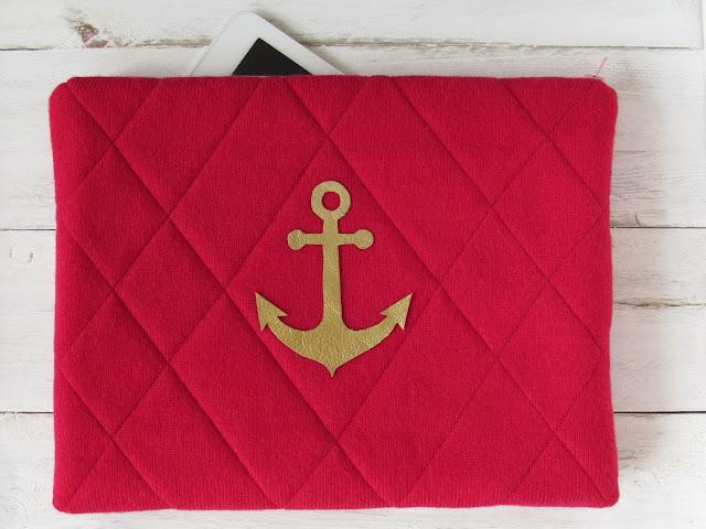 pink cashmere ipad case for frauvonundzunox