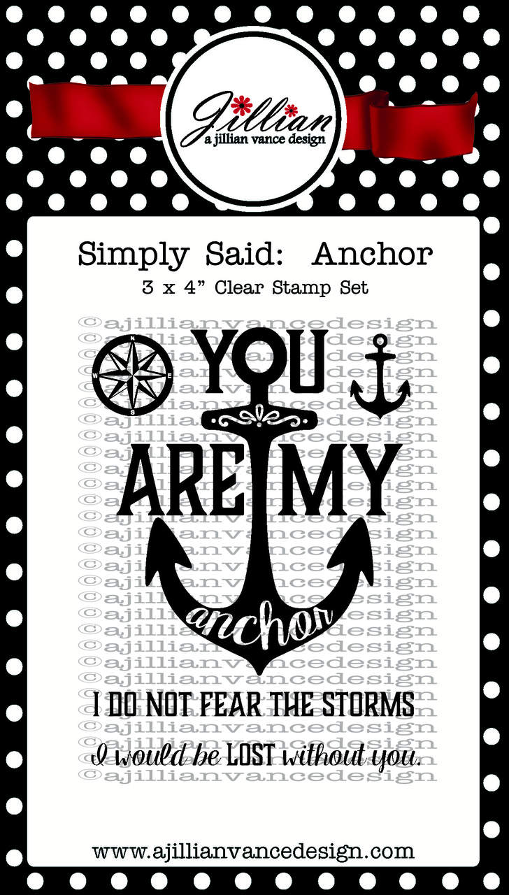 Simply Said:  Anchor