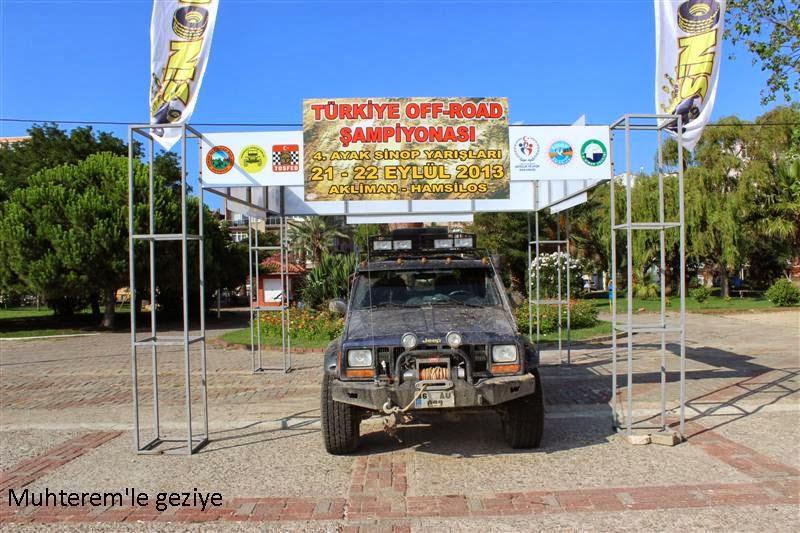 Türkiye Off Road 4.Ayak Sinop Yarışları