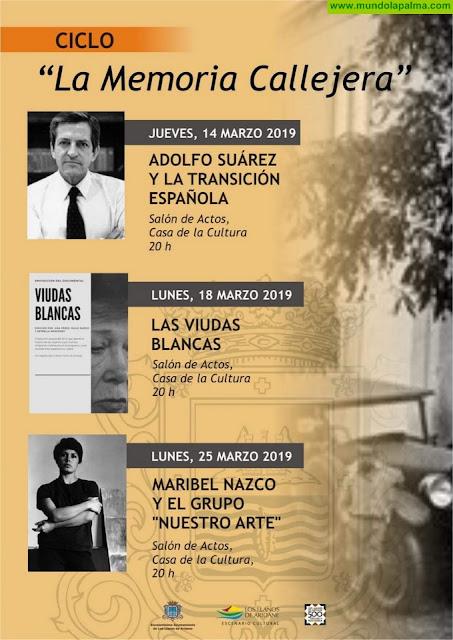 Los Llanos celebra un ciclo de conferencias sobre La Memoria Callejera