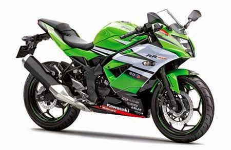 Striping Kawasaki Ninja RR Mono 2015