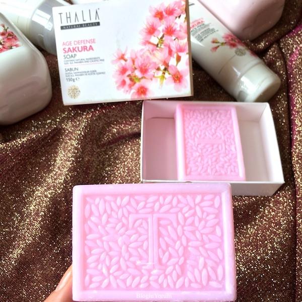 Thalia Sakura Yaşlanma Karşıtı Sabun