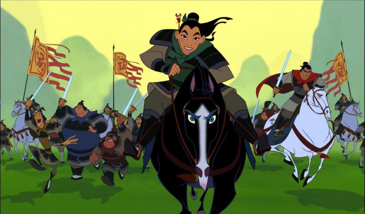 """Live-action de """"Mulan"""" tem lançamento agendado para 2018"""