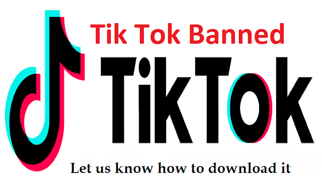 How to download TikTok after the ban