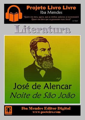 Noites de São João, de José de Alencar