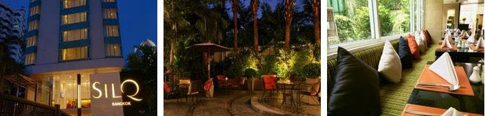 SilQ Hotel Bangkok