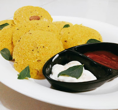 Oats Masala Idli Recipe, oats recipe