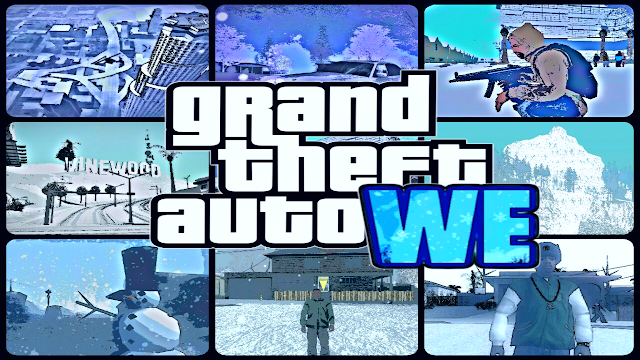 GTA WE v2.0 for Android by Mr. Scarface12 GTAAM