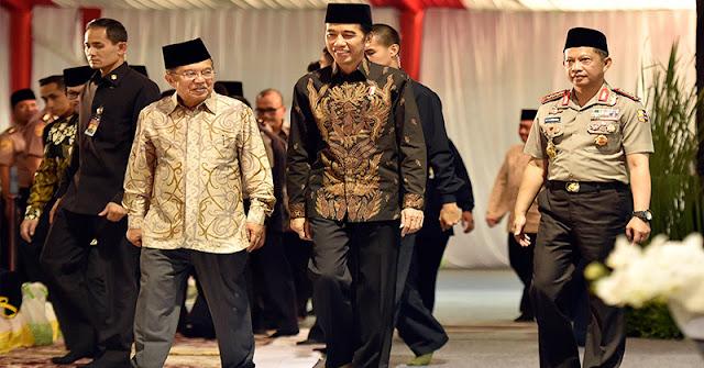 Hadiri Munas NU 2017, Jokowi Akan Disambut Shalawat Badar Oleh 10 ribu Santri