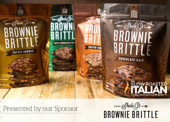Brownie Brittle Giveaway