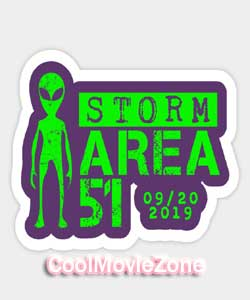 Storm Area 51 (2020)