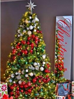 A mi manera c mo decorar el rbol de navidad - Decoracion arbol navidad 2014 ...
