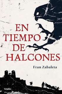 """""""En tiempo de halcones"""" de Fran Zabaleta"""