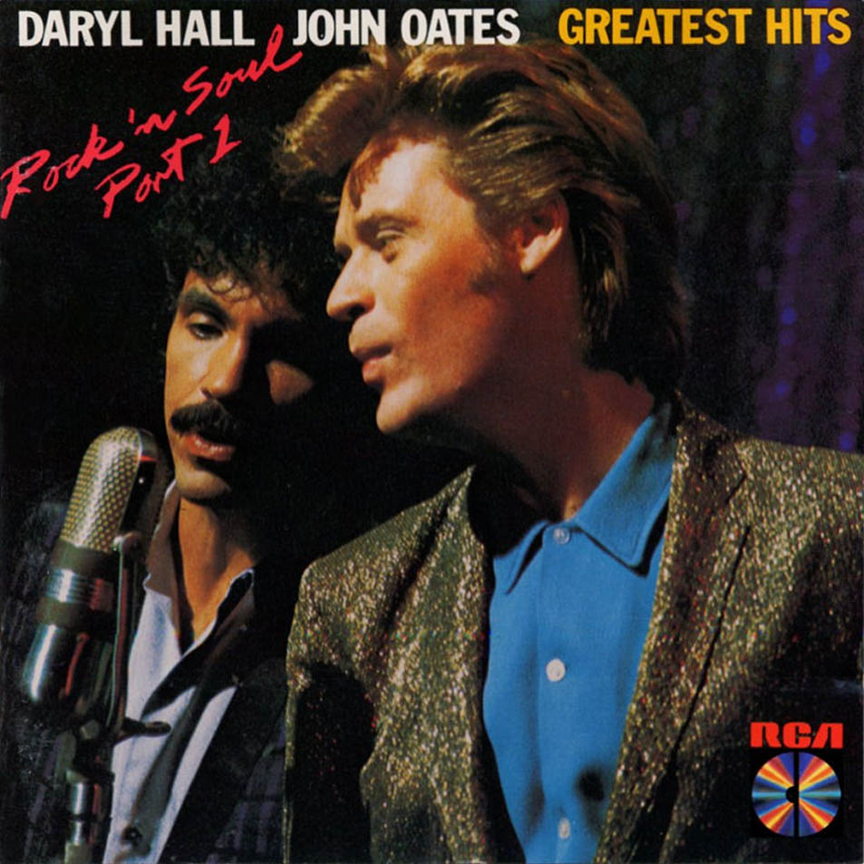toda mi m sica greatest hits hall oates 1983. Black Bedroom Furniture Sets. Home Design Ideas