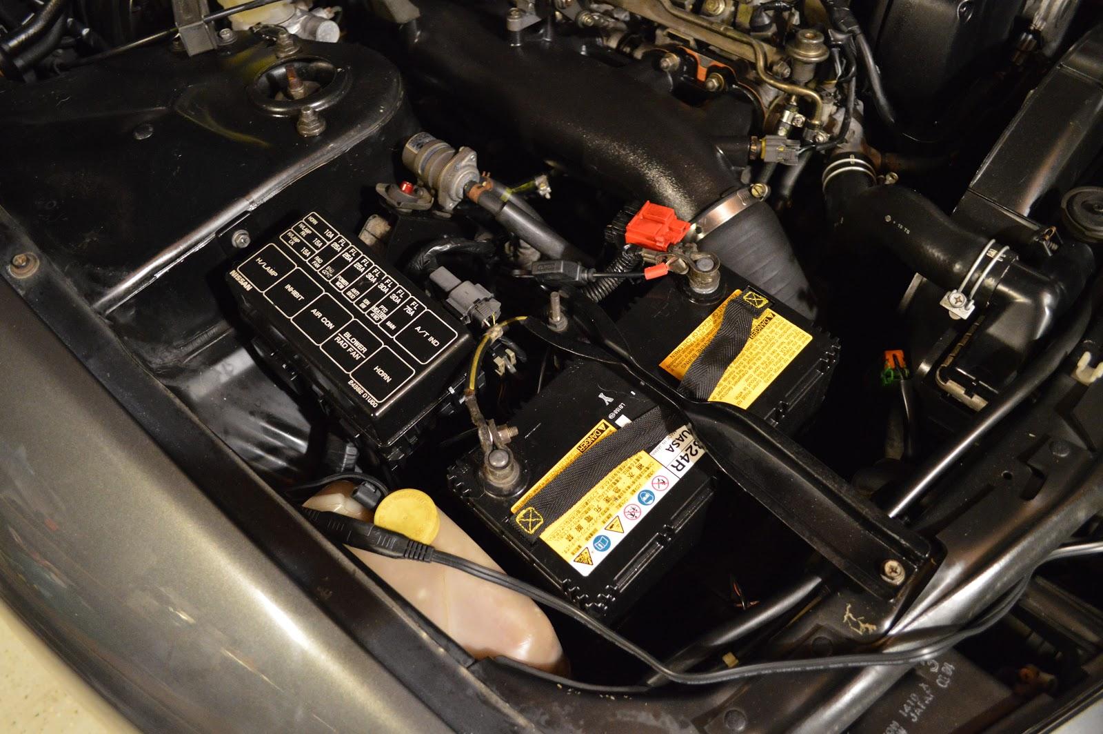 Box Diagram Nissan Fuse Box Diagram Turbo Bleed Valve Nissan Wiring