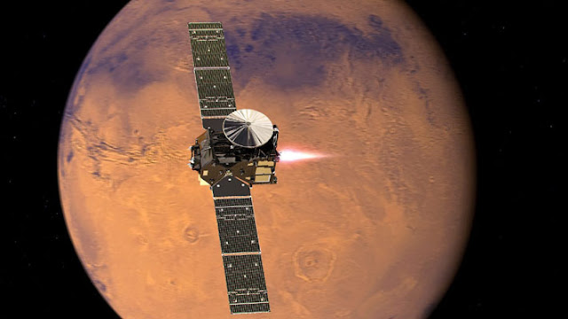 Astronomía, ExoMars, Viaje a Marte, Nasa