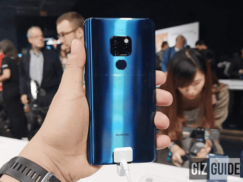 Huawei Mate 20 series is arriving PH in 3 days