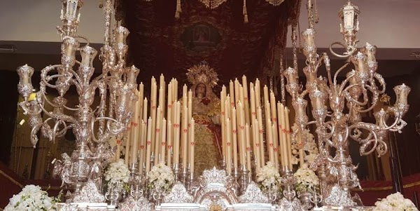 Zamarrilla y el XV aniversario de la coronación canónica de la Virgen de la Amargura