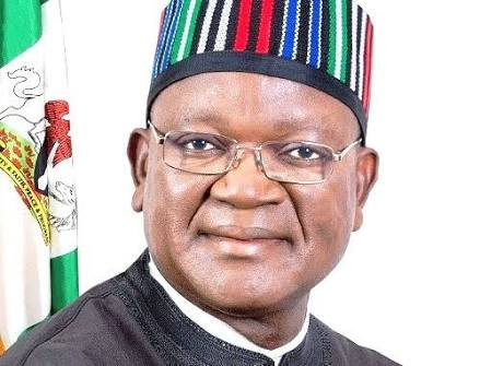 BREAKING: Governor Ortom Decamps From APC To PDP