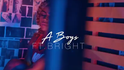 Video A boys ft bright - Tattoo