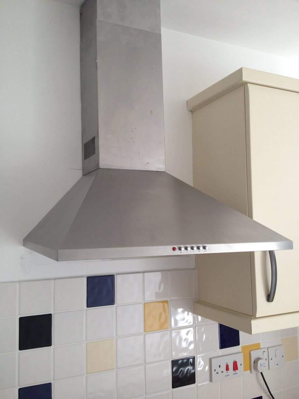 Exhaust Penghisap Asap Dapur Cooking Hood Restoran